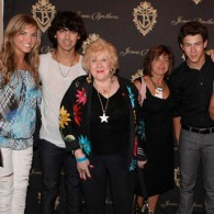The Jonas Brothers with SGM staff