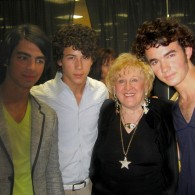 Shirley Grant and The Jonas Brothers